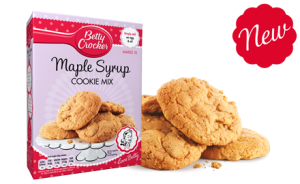 Betty Crocker Maple Syrup Cookies