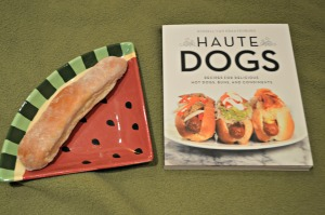 Haute dog whole wheat buns