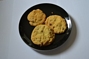Canadian Chocolate Chip Cookies