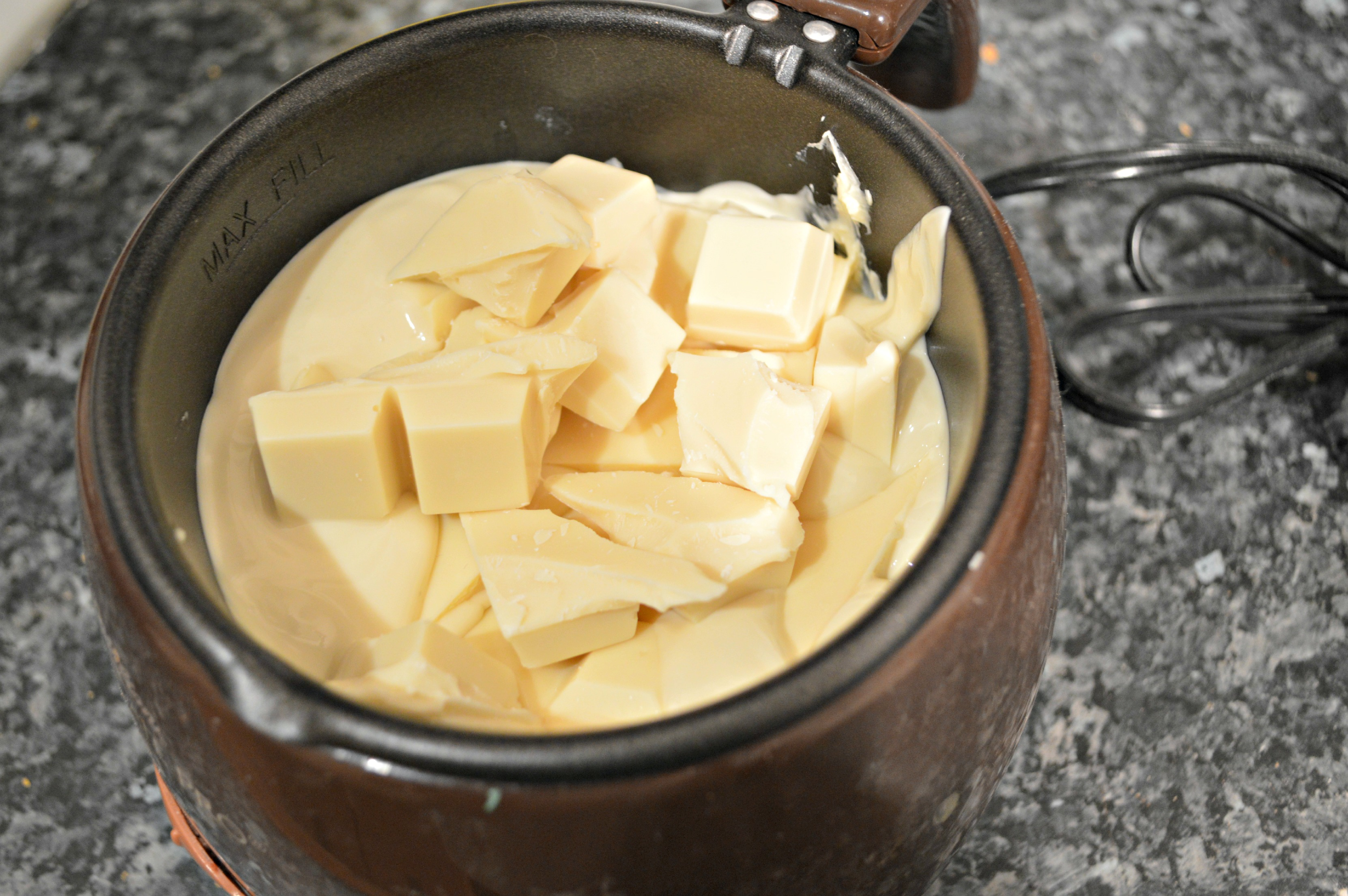 White Chocolate and Lavender Fudge | The Baking Beardy