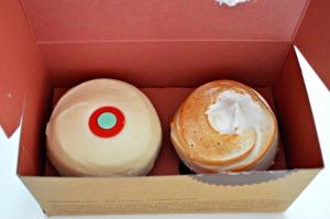 Larger cupcakes