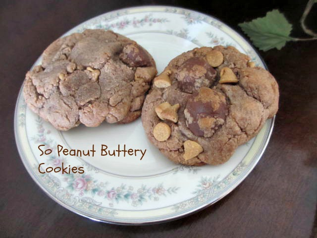 So Peanut Buttery Cookies 1