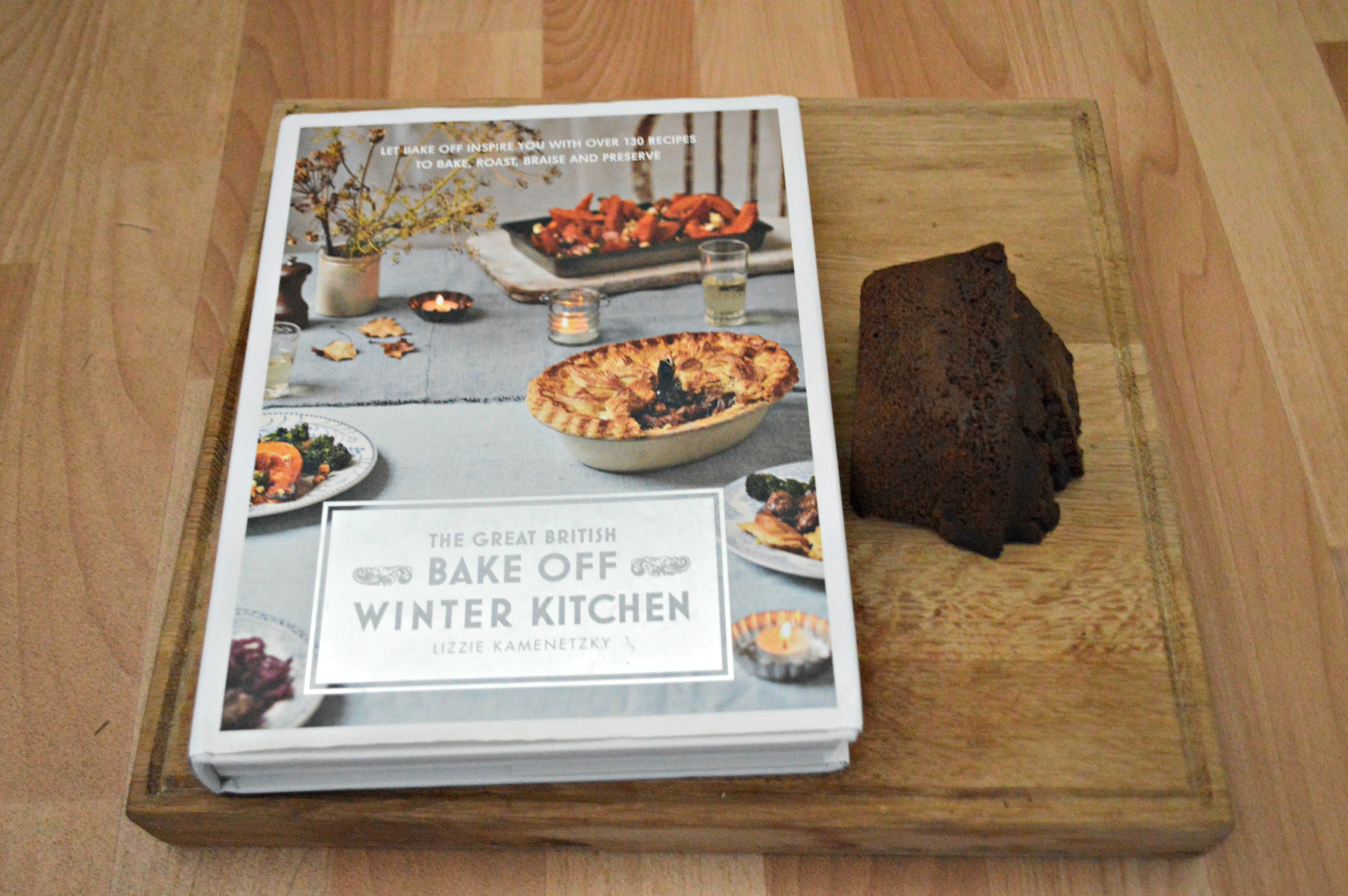 Great British Bake Off Winter Kitchen And Sticky
