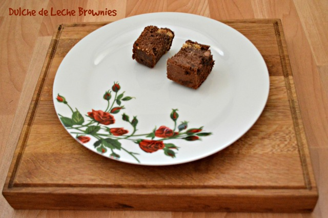 Dulche de Leche Brownies 1