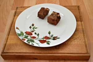 Dulche de Leche Brownies