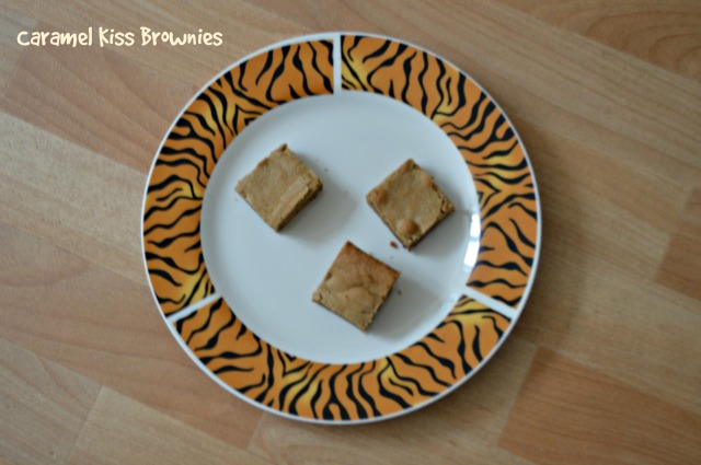 Caramel Kiss Brownies 1
