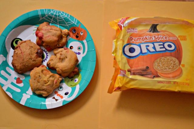 Double Pumpkin Cookies