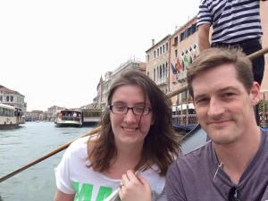 Gondola selfie
