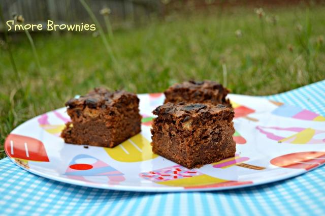 S'more Brownie 1