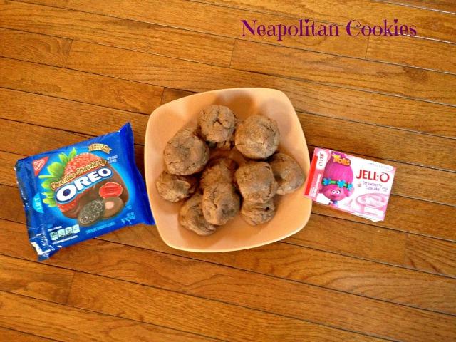 Neapolitan Cookies
